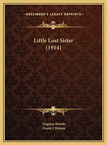 9781169775237: Little Lost Sister (1914)