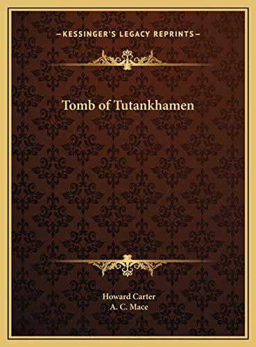 9781169777767: Tomb of Tutankhamen