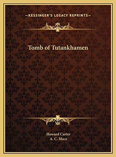 9781169777767: Tomb of Tutankhamen