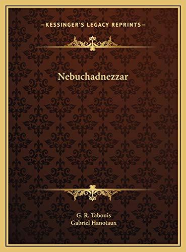 9781169791589: Nebuchadnezzar