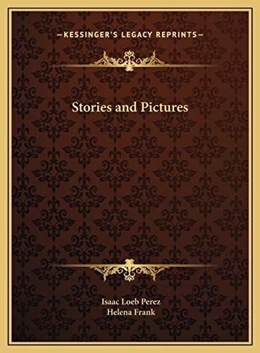9781169793248: Stories and Pictures