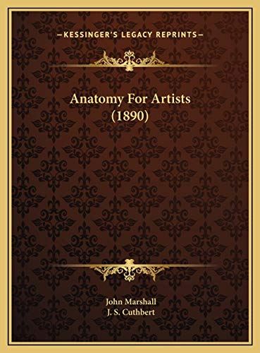 9781169793309: Anatomy For Artists (1890)