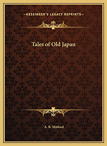 9781169793446: Tales of Old Japan