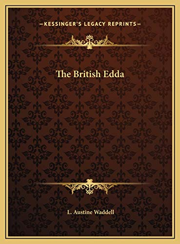 9781169796720: The British Edda