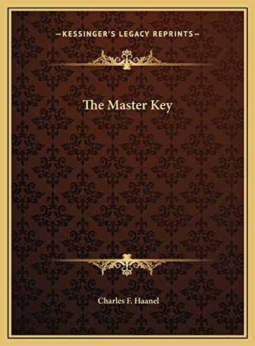 9781169797895: The Master Key