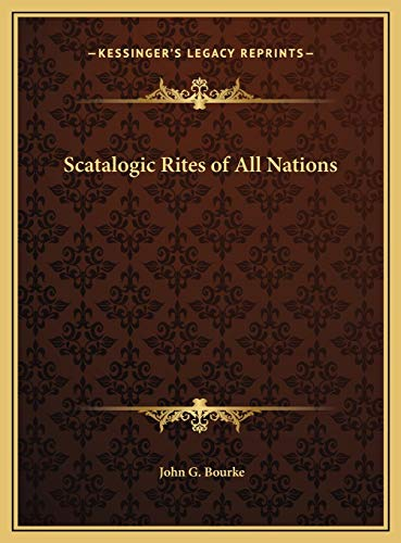 9781169801882: Scatalogic Rites of All Nations