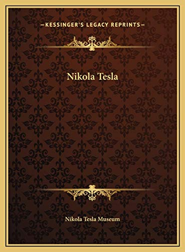 9781169808508: Nikola Tesla