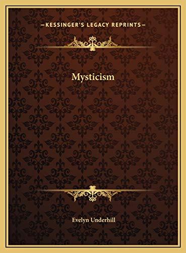 9781169815148: Mysticism