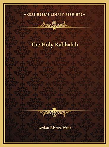 9781169819214: The Holy Kabbalah