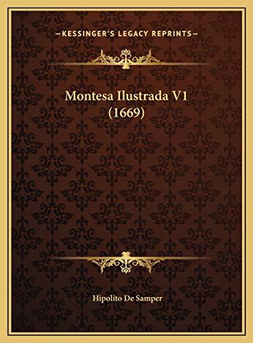 9781169821194: Montesa Ilustrada V1 (1669) (Spanish Edition)