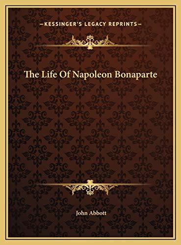 9781169826403: The Life Of Napoleon Bonaparte