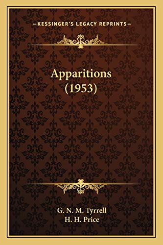 9781169829879: Apparitions (1953)