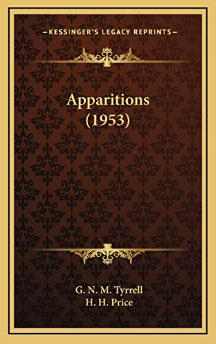 9781169831537: Apparitions (1953)