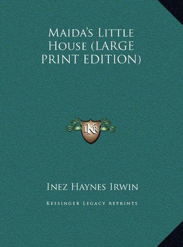 9781169847231: Maida's Little House (LARGE PRINT EDITION)