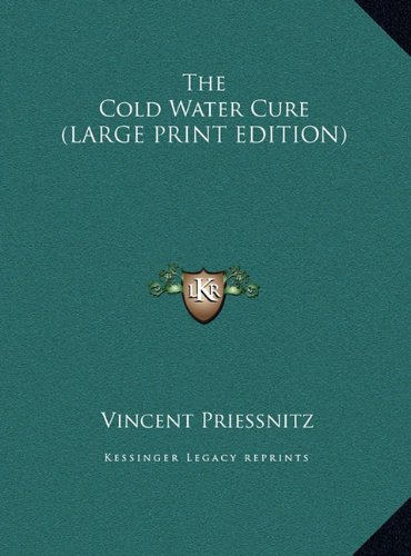 9781169868267: The Cold Water Cure