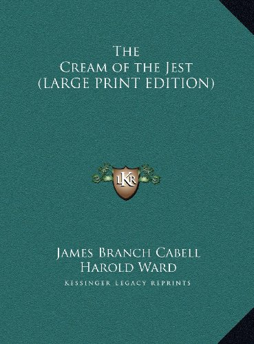 9781169879089: The Cream of the Jest (LARGE PRINT EDITION)
