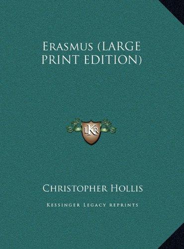 9781169942141: Erasmus