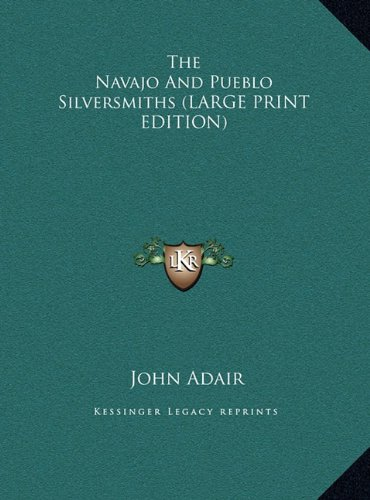 9781169958593: The Navajo and Pueblo Silversmiths