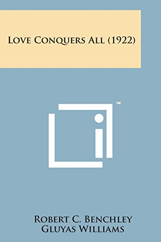 9781169967946: Love Conquers All (1922)