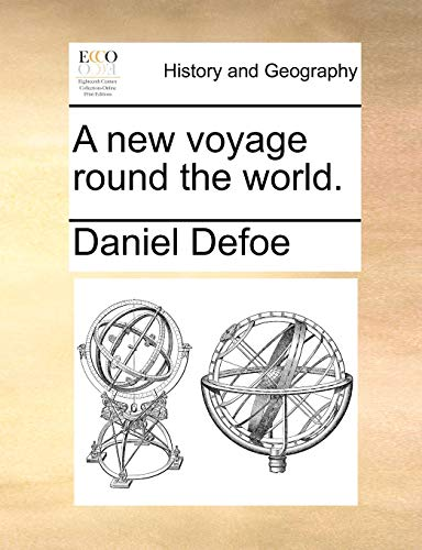 9781170039588: A new voyage round the world.