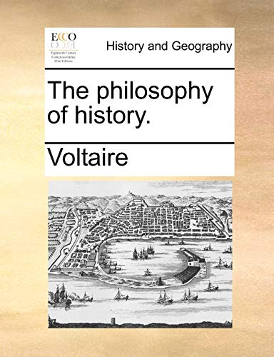 9781170046210: The philosophy of history.