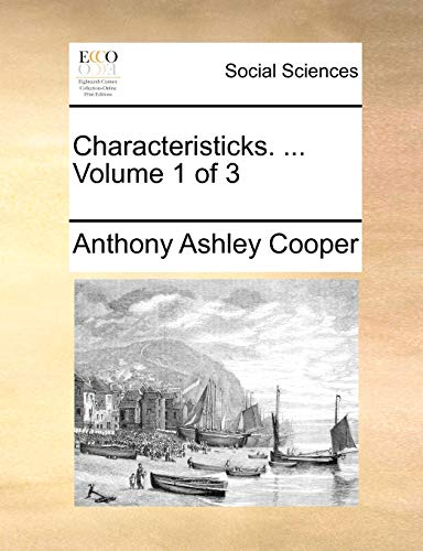 9781170086926: Characteristicks. ... Volume 1 of 3