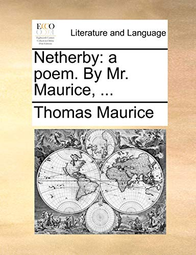 9781170103241: Netherby: a poem. By Mr. Maurice, ...