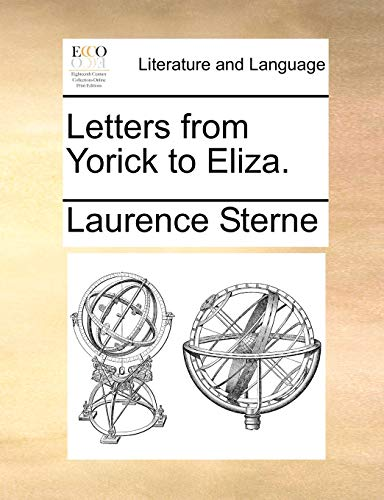 9781170347805: Letters from Yorick to Eliza.