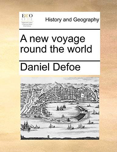 9781170350249: A new voyage round the world