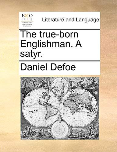 9781170485491: The true-born Englishman. A satyr.