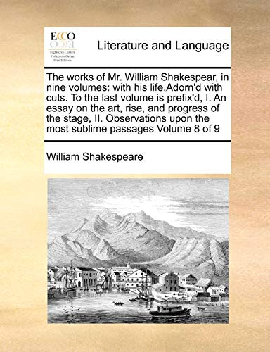 The works of Mr. William Shakespear, in: William Shakespeare