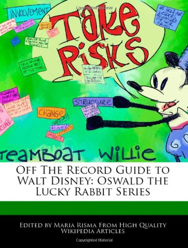 9781171146964: Off the Record Guide to Walt Disney: Oswald the Lucky Rabbit Series