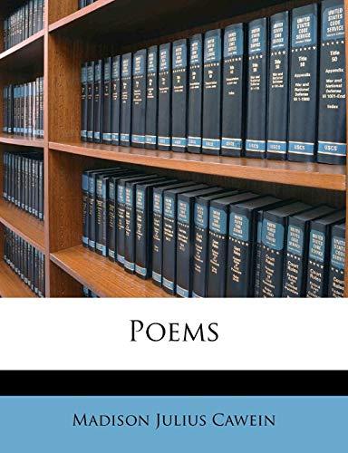 9781171489566: Poems Volume 1