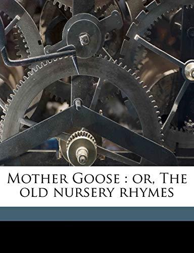 Mother Goose: or, The old nursery rhymes (117175003X) by Greenaway, Kate; Evans, Edmund