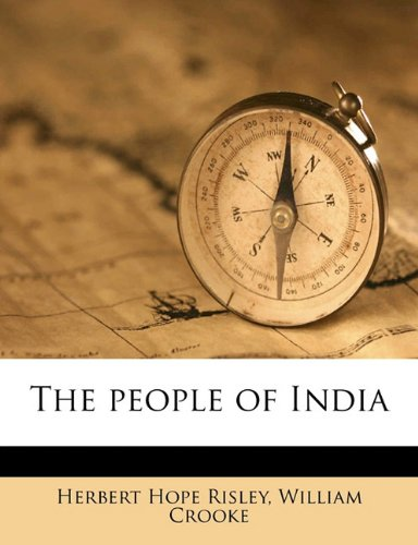 9781171762256: The people of India