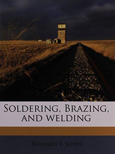 9781171905158: Soldering, Brazing, and welding