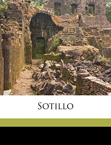 9781172114740: Sotillo (Spanish Edition)