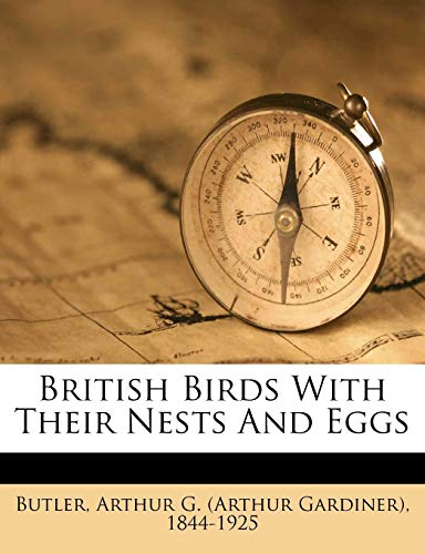 9781172255290: British birds with their nests and eggs