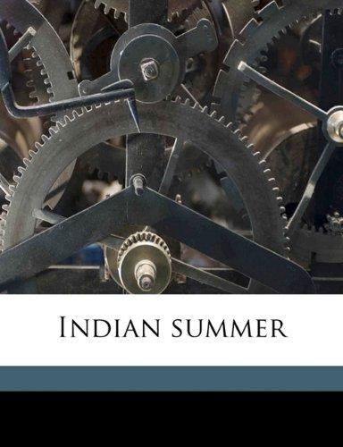 9781172284689: Indian summer