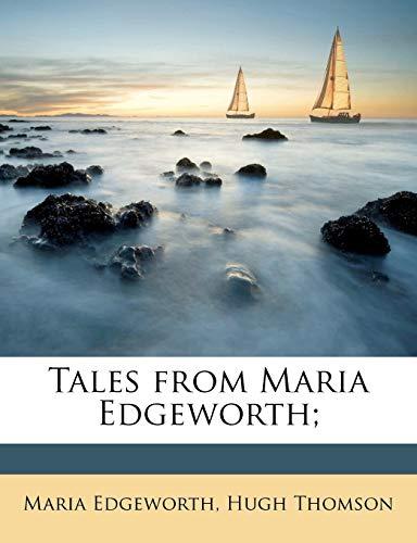 9781172294329: Tales from Maria Edgeworth;