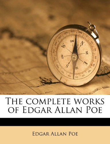 9781172295968: The complete works of Edgar Allan Poe Volume 6