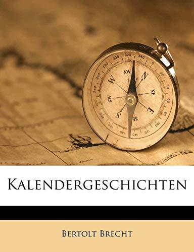 9781172307692: Kalendergeschichten