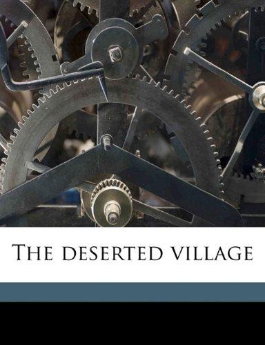 9781172334506: The deserted village