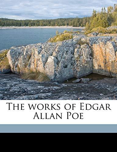 9781172362059: The works of Edgar Allan Poe Volume 1