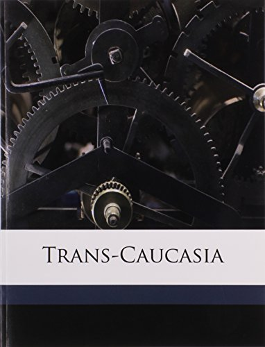 9781172421084: Trans-Caucasia