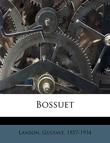 9781172730179: Bossuet (French Edition)