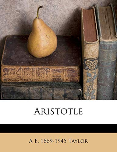 9781172833214: Aristotle