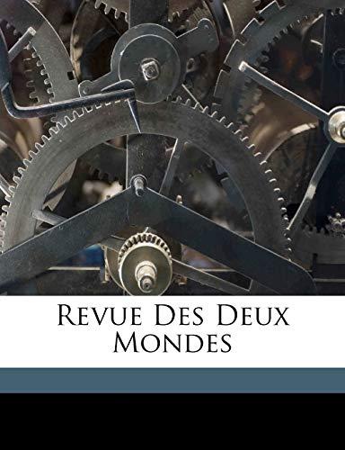 9781174293283: Revue Des Deux Mondes