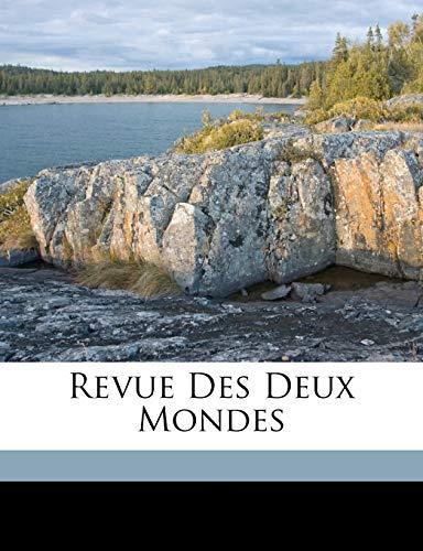 9781174413131: Revue Des Deux Mondes