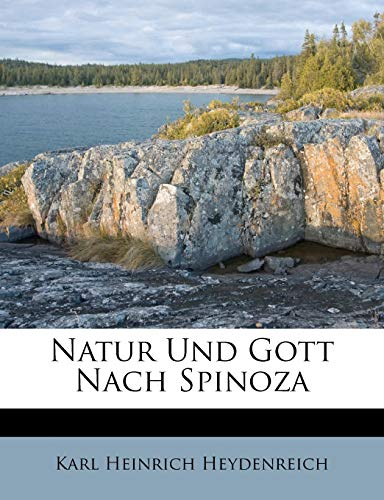 9781174954481: Natur Und Gott Nach Spinoza (German Edition)